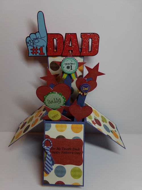 Dad - card in a box - Audrey Long