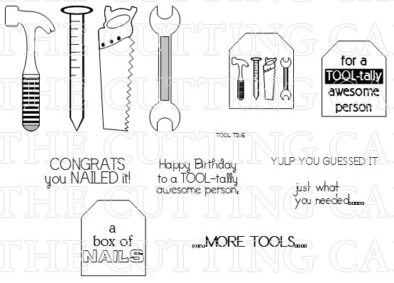 TOOL TIME BACKGROUND SET1