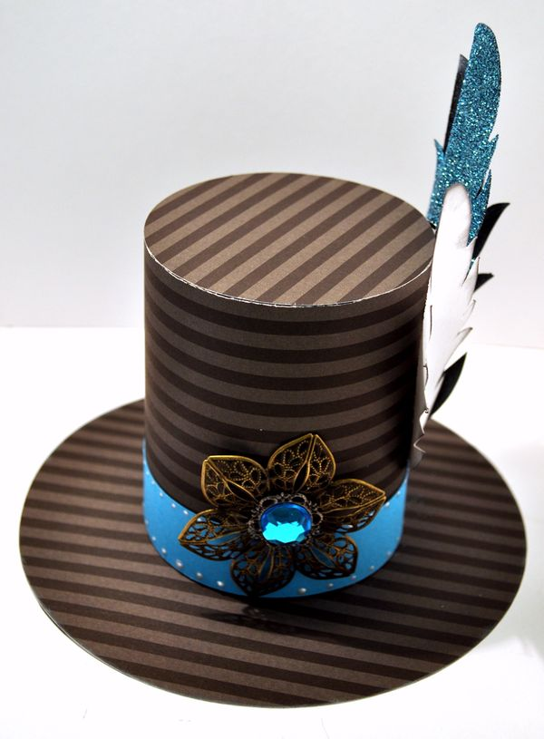 The Cutting Cafe': TOP HAT TEMPLATE AND CUTTING FILE