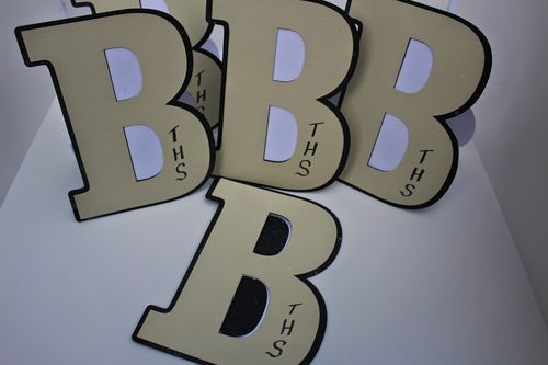Letter B set - Chauntelle Lee