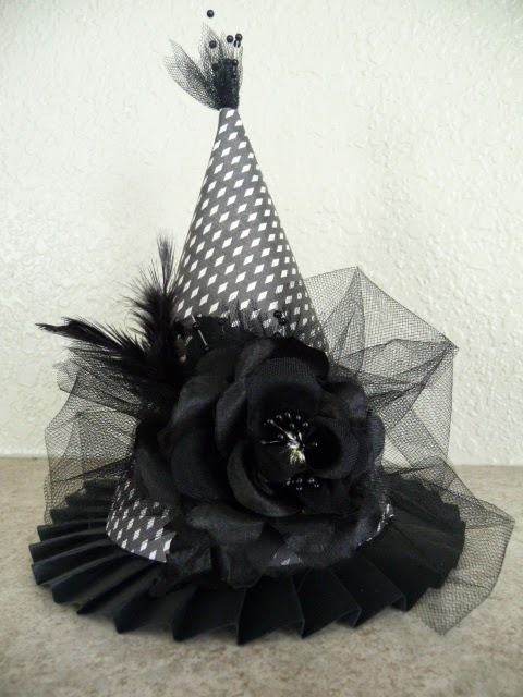 Party hat - Jeri Thomas