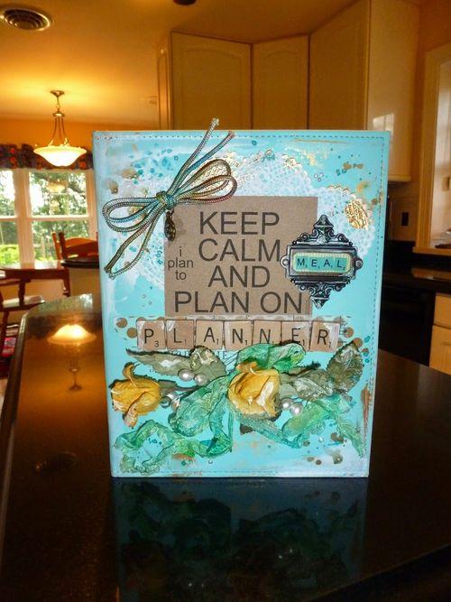 The planner - Mitra Pratt