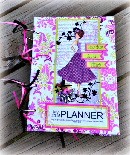 One day at a time planner - Tina Goodwin - The planner set