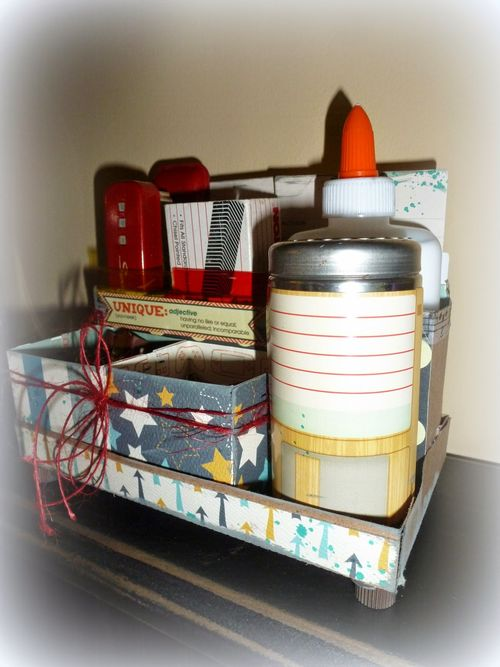 Stationery Caddy - Mitra Pratt