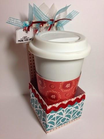 Coffee Cup Holder - Keri Parish