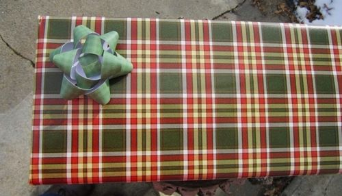 Debbie Fisher - Gift Bow template