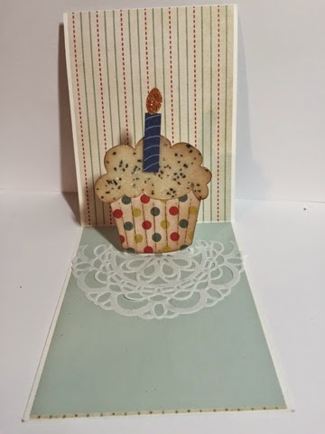 Assorted pop up cards - Keri Parish
