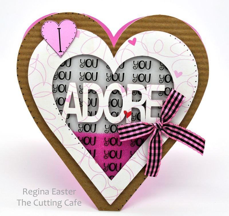 Adore heart