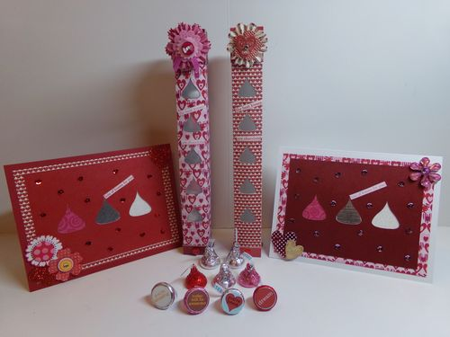 Sweet kisses tube box - Audrey Long