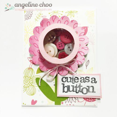 FLOWER TREAT CUP CARD - Angeline choo