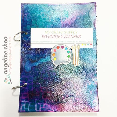 Craft Supply Planner - Angeline Choo