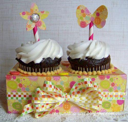 Cupcake holder - Diane Hover