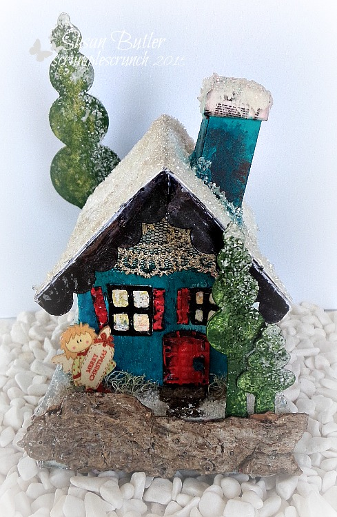 3d house - sue butler