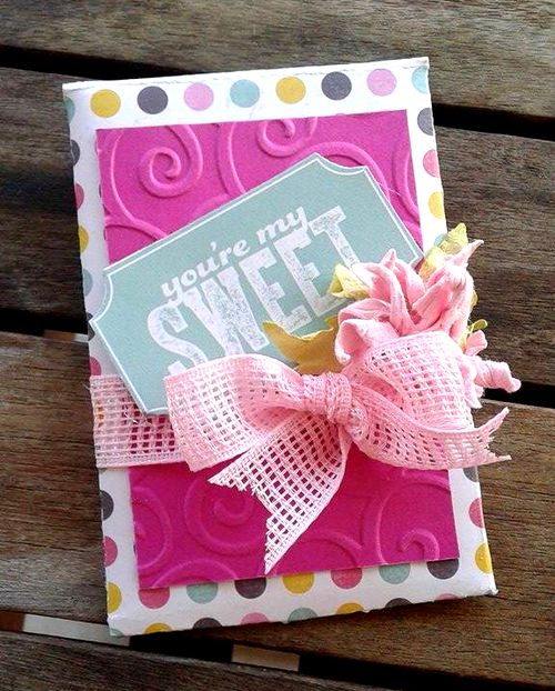 Mini note pad and card set - Christina Panetsou