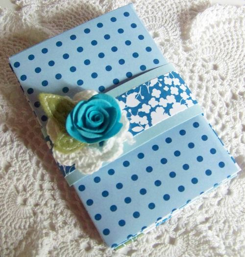 Mini note pad and card set - Diane Hover