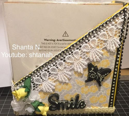 File Folder Box Holder set - Shanta Newby