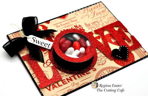 LOVE TREAT CUP CARD