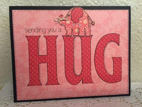 Jeri Thomas - hug big expressions
