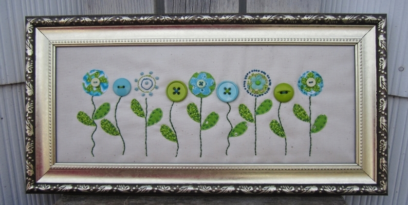 Debbie fisher - Sentiment stems and flower tops