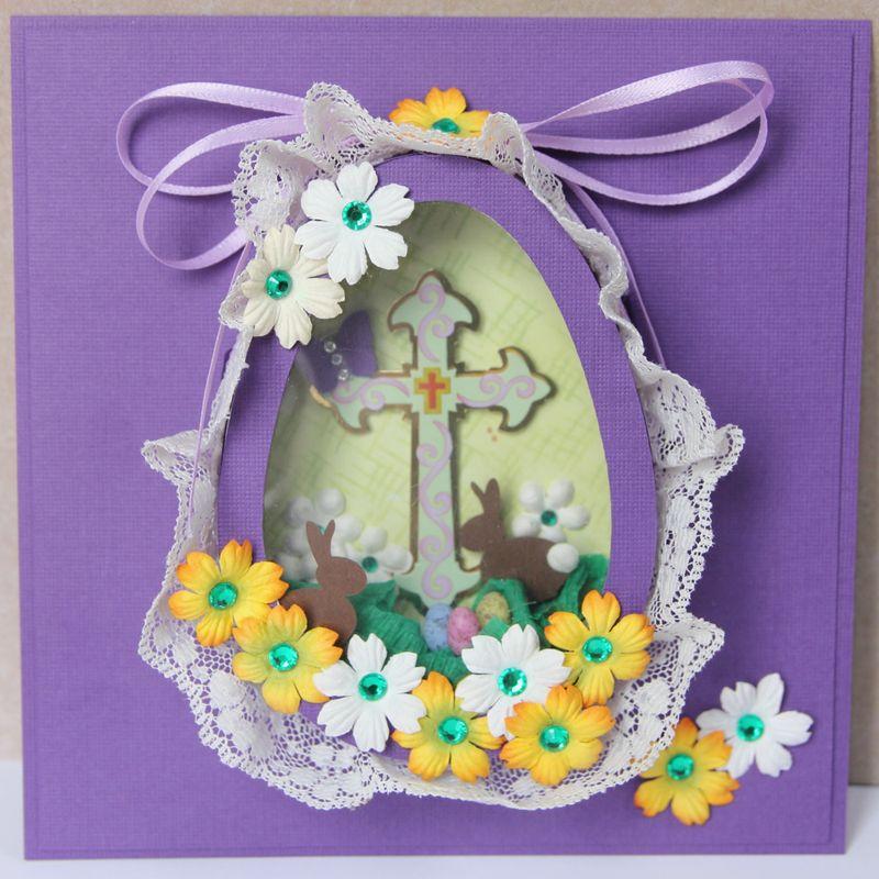 Krista Hong - Easter Treat Cups