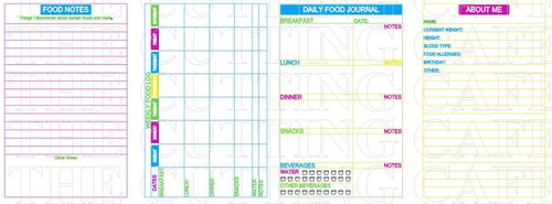 FOOD JOURNAL 1