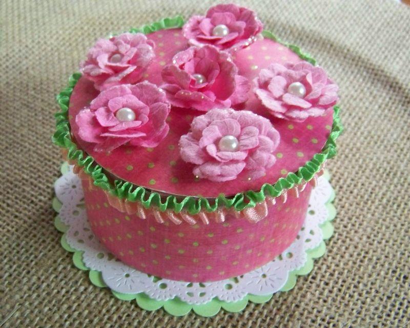 Diane hover - 3 tier cake