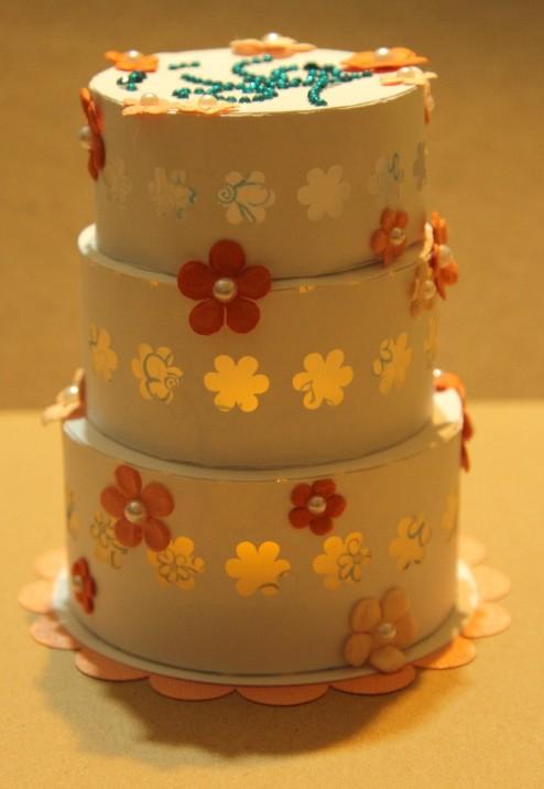 Krista hong - 3 tier cake