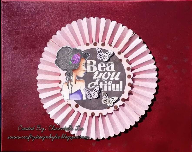Fun with Rosettes - Chauntelle Lee