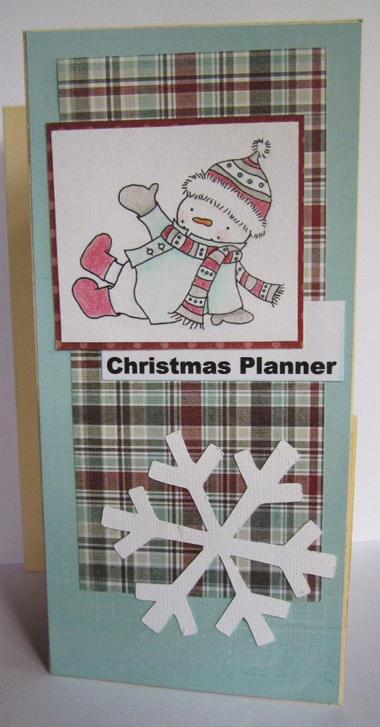 HOLIDAY PLANNER - DEBBIE FISHER