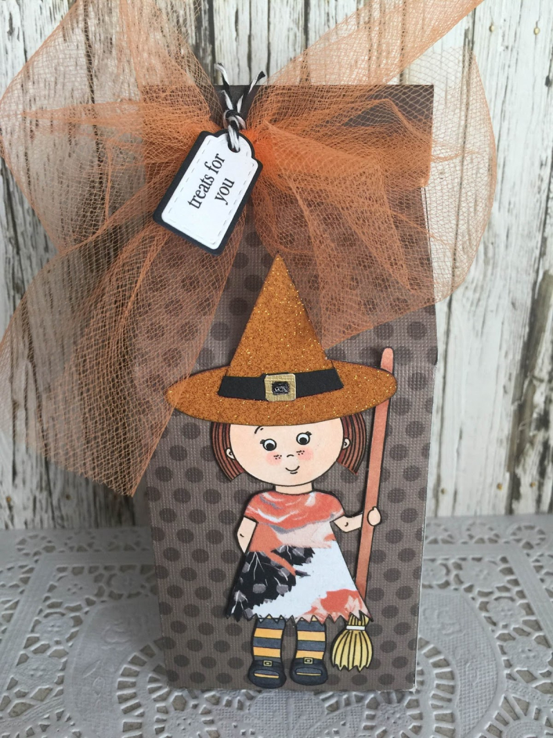 Halloween and fall milk cartons - jeri thomas