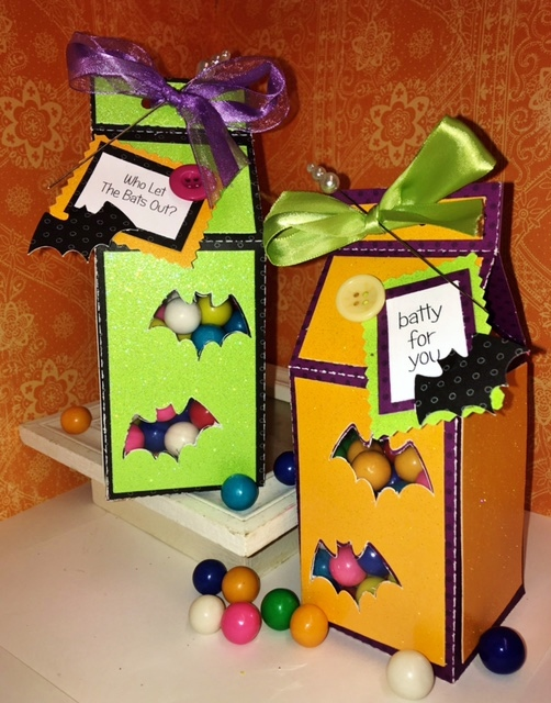 Halloween and fall milk cartons - robyn weatherspoon