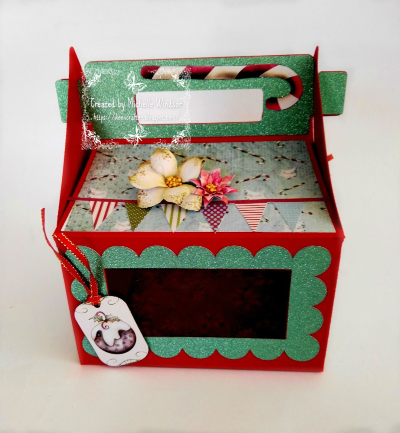 GABEL BOX - MICHELLE WINDSOR