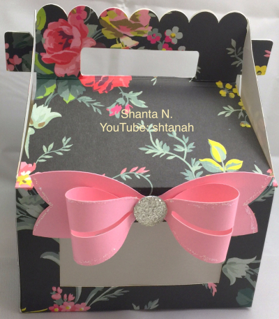 Shanta Newby - Gable Box