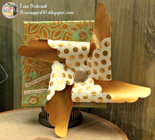 Pinwheels - lisa b.