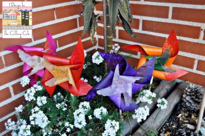 Pinwheels - maria luisa