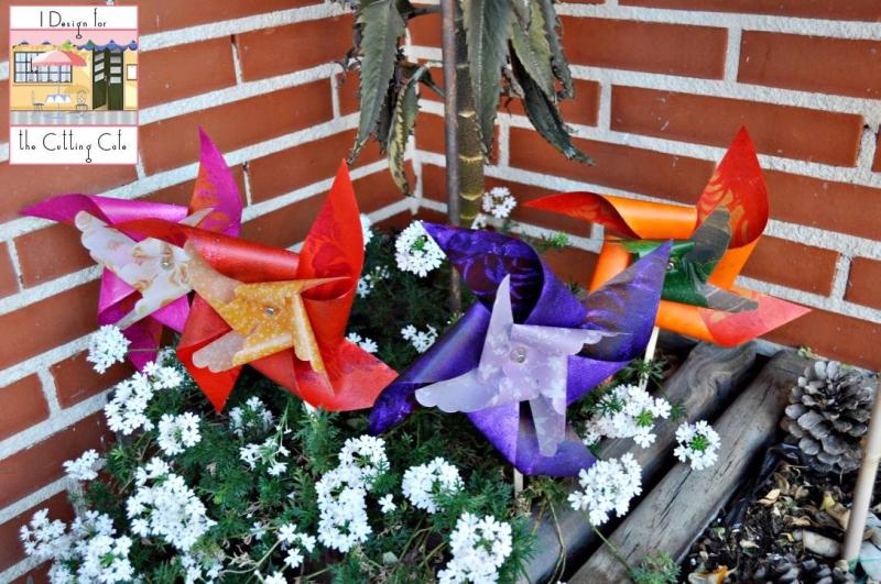Pinwheels - maria pilar