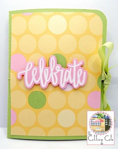 Keri parish - flower pop up card 1