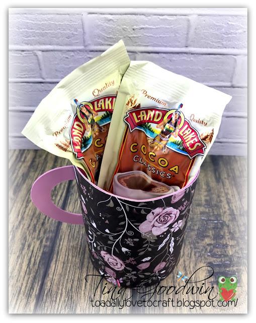 3d cup - tina goodwin