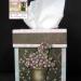 Patti - Tissue box holder