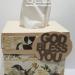 Gail - Tissue box holder