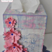 Maria Pilar - Tissue box holder