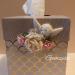 Sheryl - Tissue box holder