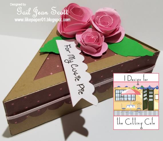 GAIL - PIE SLICE BOX