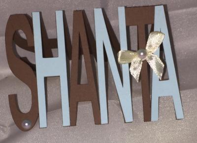SHANTA - SHANTA