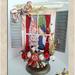 Window sill shaped card - Lisa Minckler