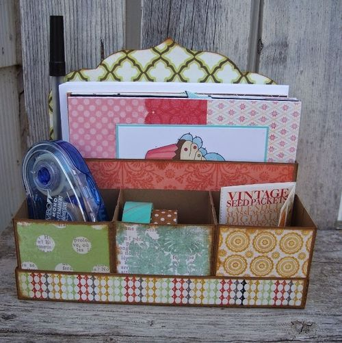 STATIONERY CADDY - Debbie Fisher