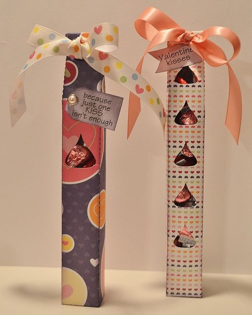 Sweet kisses tube box - Lisa Snowdy
