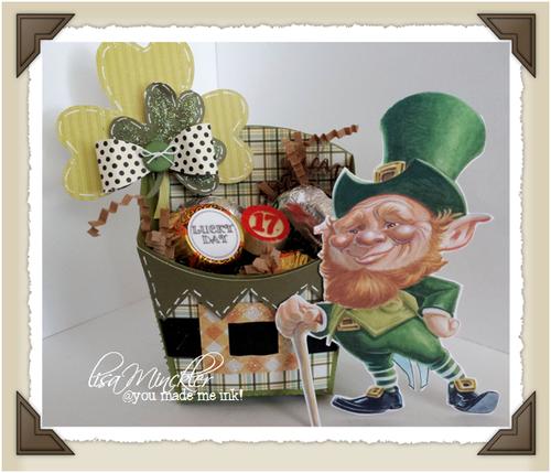 Fun with fry boxes - Lisa Minckler