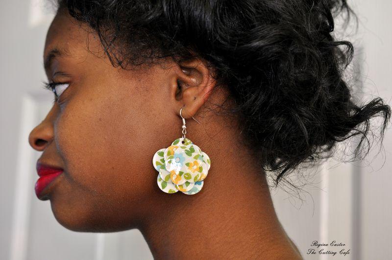 Ebony flower