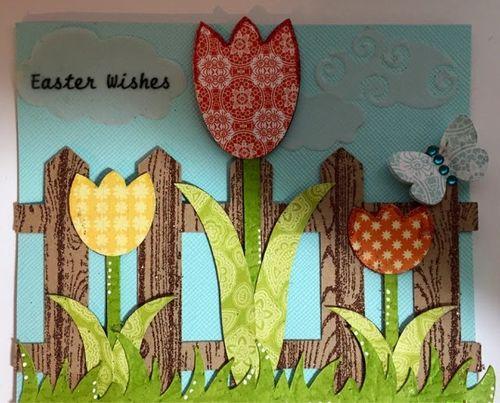 Tulip Card set - Keri Parish